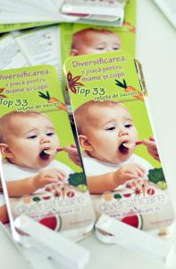 Diversificarea o joacă pentru mame și copii