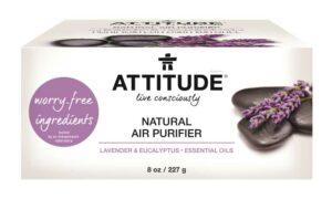 Purificator de aer cu uleiuri esențiale lavanda și eucalipt - Attitude