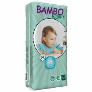 Bambo Nature Junior (Nr.5) - Pachet mare