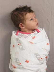 Păturici de muselină pentru înfășat bebe Fresk