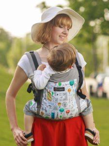 ISARA V3 - CHIC in Paris toddler