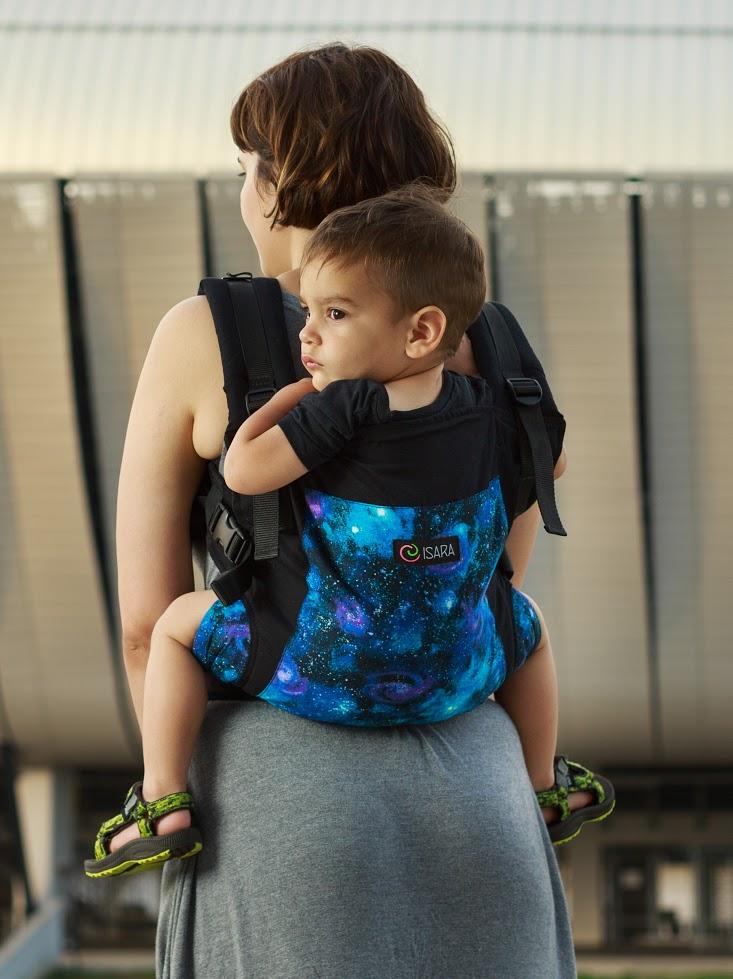 ISARA V3 - Galaxy toddler