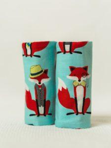 Protecții bretele - ISARA Foxy