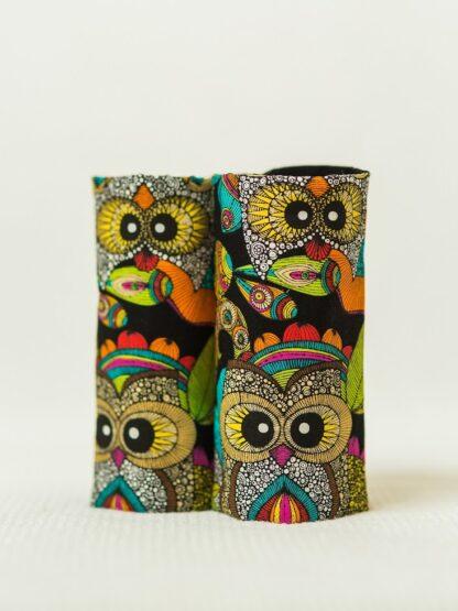 Protecții bretele - ISARA Funky Owls