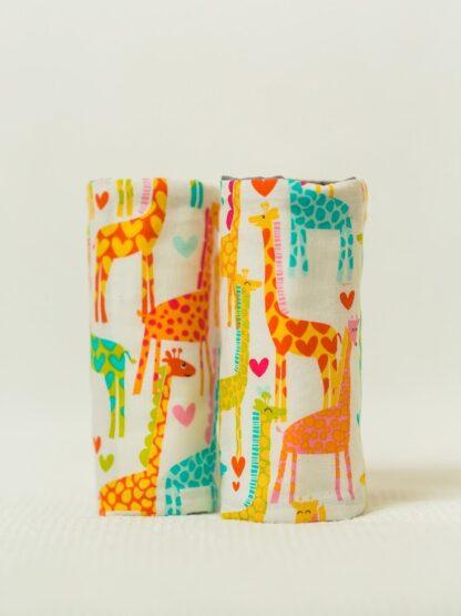 Protecții de bretele - ISARA Giraffix