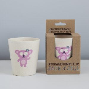 Pahar pentru clătire - koala - Jack N'Jill