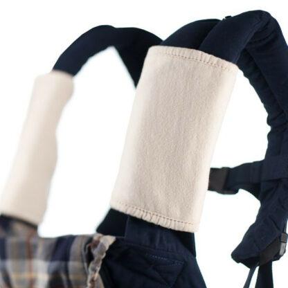 Protectii bretele Ergobaby bumbac organic