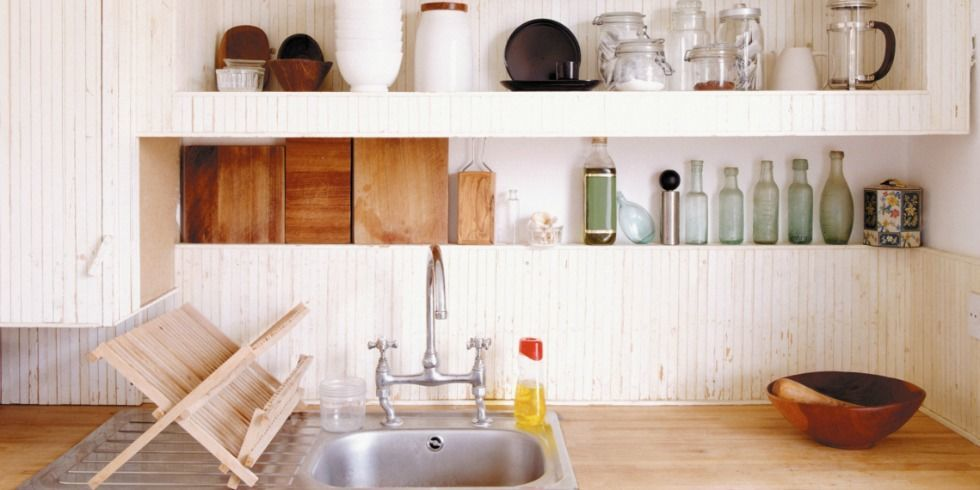 Cum îmi mențin bucătăria curată