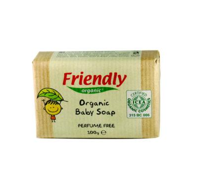 Săpun organic solid - Friendly Organic