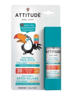 Stick pentru protecție solară - Attitude