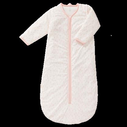 Sac de dormit căptușit cu mâneci detașabile - Fresk - Raindrops rose